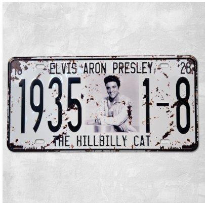 elvis-aron-presley-1935-1-8-the-hillbiliy-cat-vintage-auto-license-plate-embossed-tag-size-6-x-12