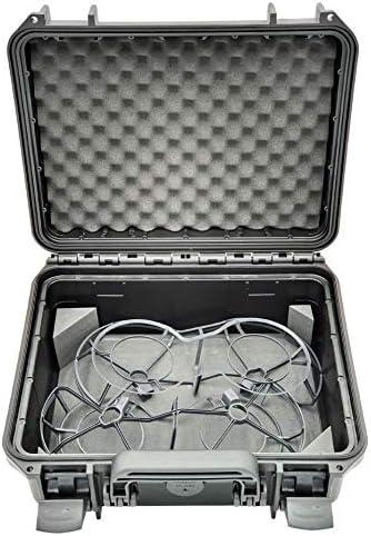 MC-CASES® - Mallette pour DJI Mavic Mini et Accessoires. Édition Explorateur pour Le Fly More Combo. Elle est fabriquée en Allemagne