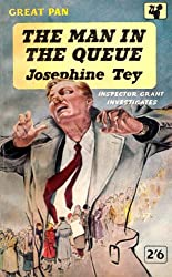 The Man in the Queue (Inspector Alan Grant Book 1)