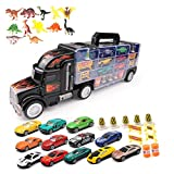 Transport Car Carrier Truck 6/12/18 Stylish Metal Racing Cars - 3-8 Year Old Child Toy Car...