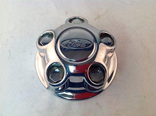 (16 Inch 1997 1998 1999 2000 2001 Ford Ranger Explorer Chrome Plated Hub Hubcap Wheel Cover Center Cap OEM YL54-1A096-BA)