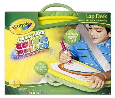 Crayola Color Wonder Lap Desk by Crayola