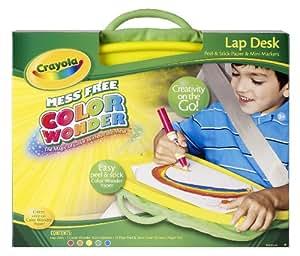 Crayola Color Wonder Lap Desk