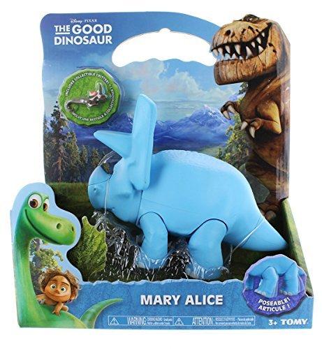 Disney Pixar The Good Dinosaur Posable Mary Alice Figure