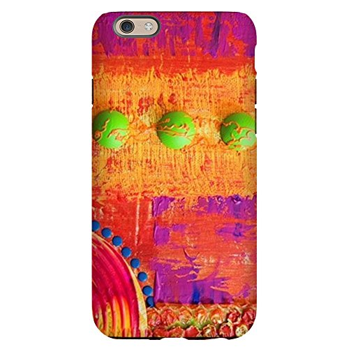 (iPhone 6 Slim Case Abstract Peace Symbol Sign)