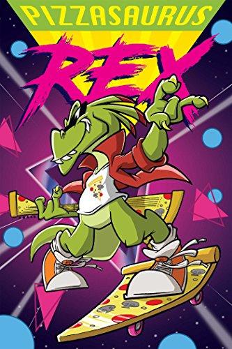 Pizzasaurus Rex (Top 10 Best Dc Villains)