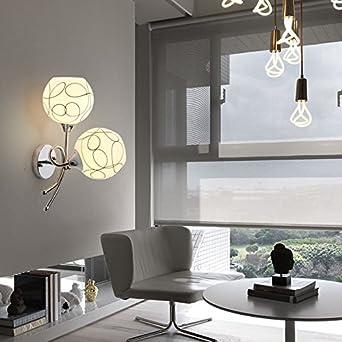 DF Simple LED simple-double mur lampe lampe lit lit moderne escalier ...
