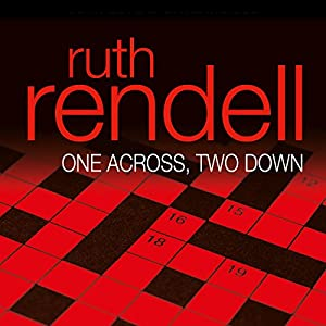 One Across, Two Down Audiobook