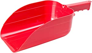 Little Giant 5-Pint Red Plastic Utility Scoop