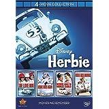 Love Bug, Herbie Goes Bananas, Herbie Goes To Monte Carlo, Herbie Rides Again - 4-disc DVD