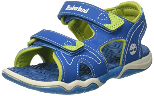 Seeker Enfant 2 Blue Mykonos Strap Bleu Sandales Timberland Adventure Mixte Fq1CxAw