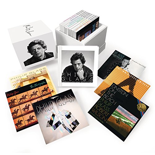 Philip Glass - The Complete Sony ()