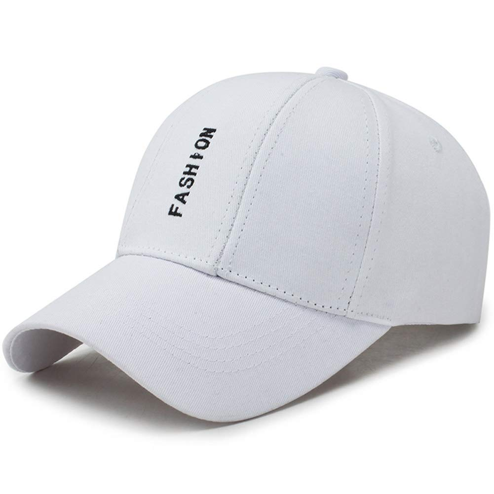 Hat Mens Summer Baseball Cap Outdoor Leisure Sun hat Youth Summer Cap Female