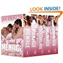 A Touch of Ménage: A Ménage Romance Box Set Series - Ultimate Six-Book Collection (Jan Springer Boxed Sets 1)