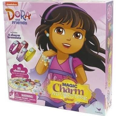 Dora and Friends Magic Charm Adventure Game