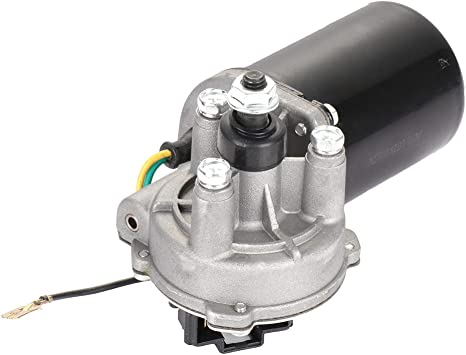 cciyu Windshield Wiper Motor Replacement fit for 1997-1999 Dodge Ram 1500 2500 3500 OE 55076549AC 620-00826 85-3000