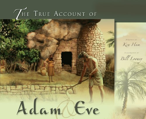 The True Account of Adam & Eve ebook