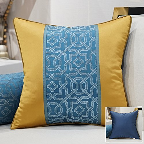 HOMEE a New Modern Chinese Chip-Pillow Sofa Pillow Back Lumbar Pillow Cushion Large Armful Pillows Kit by HOMEE