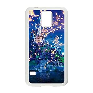 Disney Samsung Galaxy S5 Cell Phone Case White phone component AU_523529