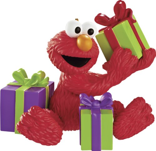 Carlton Heirloom Ornament 2013 Elmo with Presents