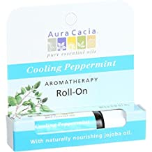 Aromatherapy Stick by Aura Cacia - 0.29 oz, Cooling Peppermint