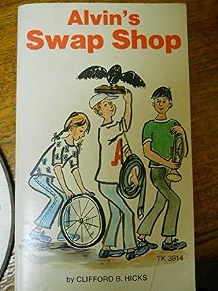 16a29808060f Alvina's Swap Shop (Alvin Fernald Mysteries, book 6) by Clifford B Hicks