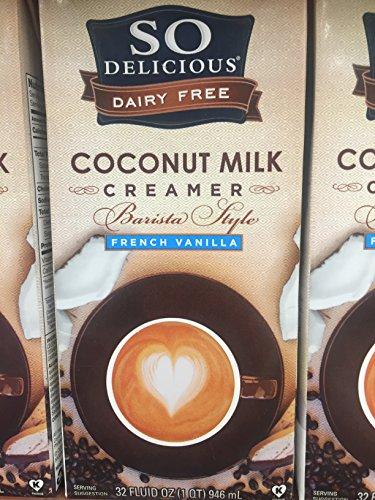 So Delicious Coconut Milk Creamer - French Vanilla