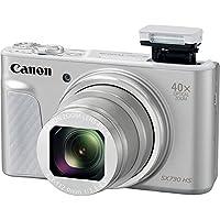 Canon PowerShot SX730 HS Digital Camera (Silver) - International Version