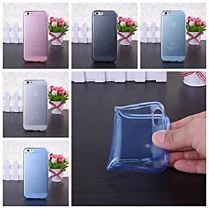 QJM iPhone 6 compatible Glossy Back Cover , Blue