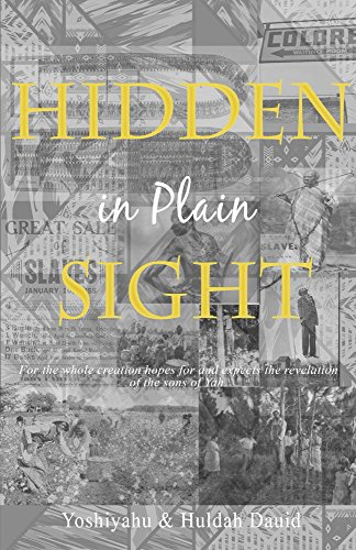 Hidden in Plain Sight: Revelation of the Sons of Yah by [Dauid, Huldah