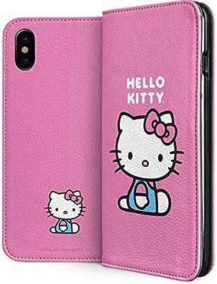Amazon.com: Skinit Hello Kitty iPhone Xs Max Folio Case ...