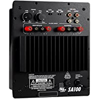 Dayton Audio SA100 100W Subwoofer Amplifier