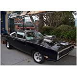 Fast Five Vin Diesel aka Dominic Toretto's Car on Display 8 x 10 Inch Photo