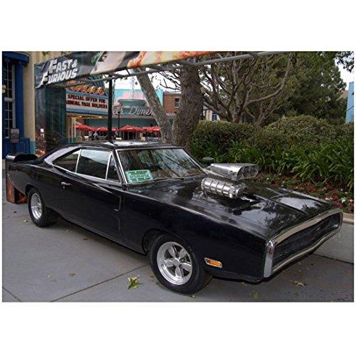 Dom Toretto Car >> Fast Five Vin Diesel Aka Dominic Toretto S Car On Display 8