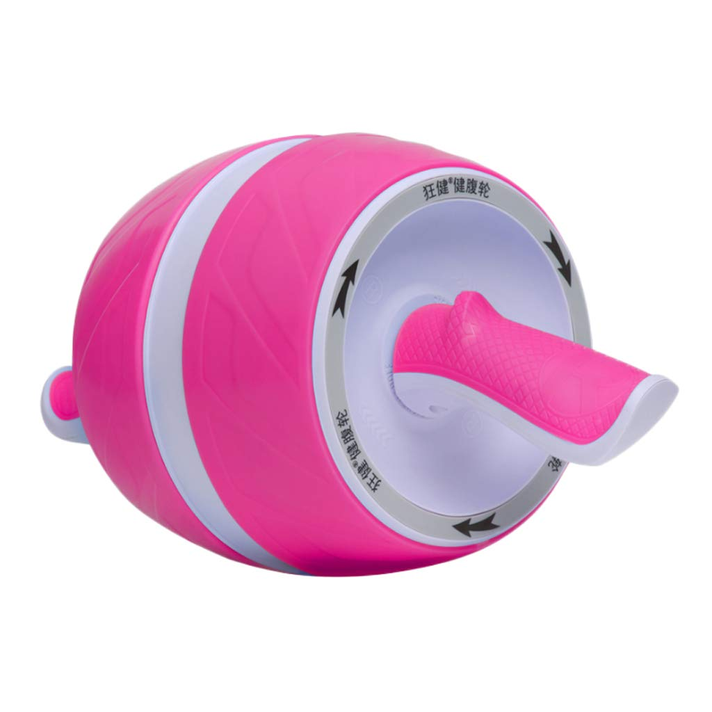 腹部ホイールホーム男性と女性スポーツフィットネス機器スポーツトレーニング (色 : : Pink) Pink) Pink Pink B07MK6LGKK, トオヤマグリーン:2dd7469f --- mail.tastykhabar.com