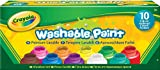 all city paint - Crayola Washable Kids Paint set of 10 Bottles (2 fl oz/59mL)