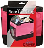 Luxury Driver 12483 Pink Fashion Floor Litter Bag Trash Trap Organizer