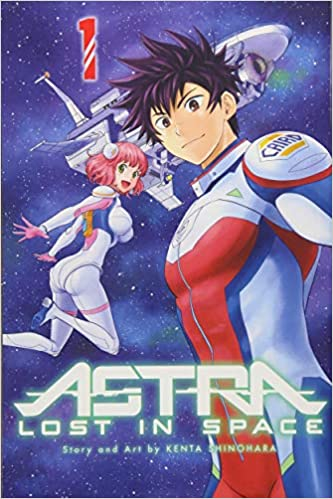 Image result for astra lost in space