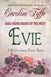 Mail-Order Brides of the West: Evie (McCutcheon Family Series Book 3) (English Edition)