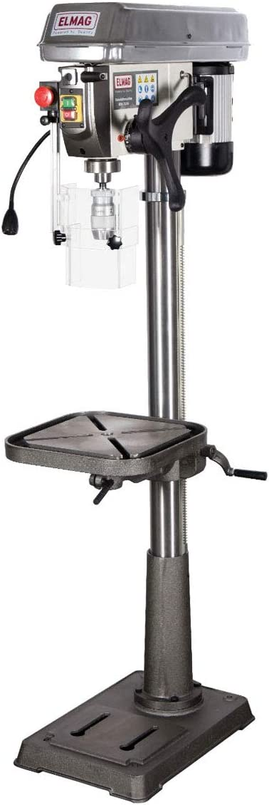 Keilriemen-S/äulenbohrmaschine Elmag KBM 25 SN