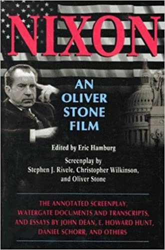 Book Nixon: An Oliver Stone Film by Oliver Stone (1995-12-01)