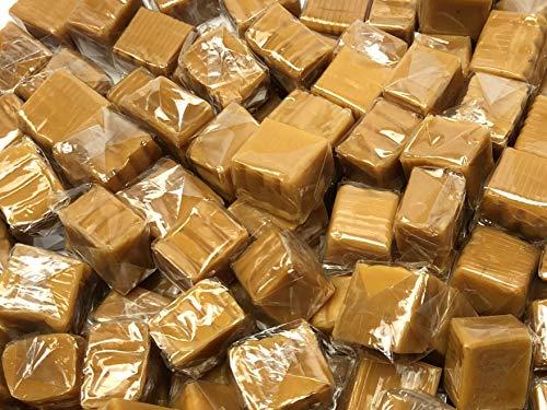 - Kraft Vanilla Caramels Squares, Individually Wrapped Candy Bulk 2LB