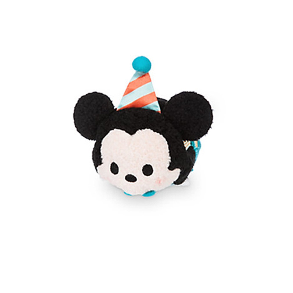 Amazoncom Mickey Mouse Birthday 2016 Tsum Tsum Plush Mini
