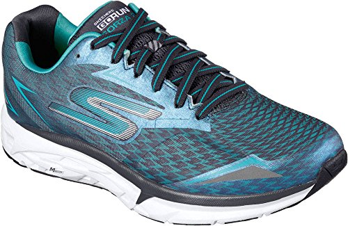 Skechers Go Run Forza 2 Zapatillas Para Correr - SS17 Charcoal / Teal