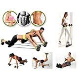 Goodjobb 1Pc Multifunctional Fitness Training Exerciser Home Equipment Suitable for Fitness Strength Exercises