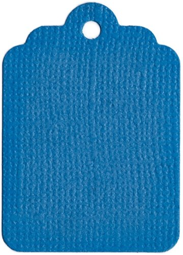 We R Memory Keepers  RS-0156 2 by 2-Inch Dies, Scalloped Tag