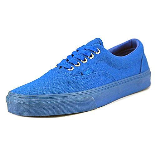 6b2fd6dacd80fc Galleon - Vans Era Gold Mono Nautical Blue Mens Classic Skate Shoes ...