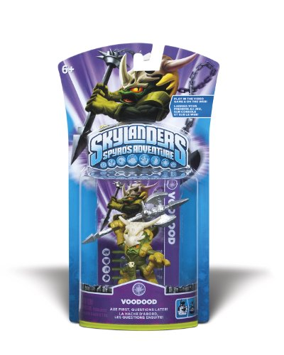 Thing need consider when find skylanders voodood?