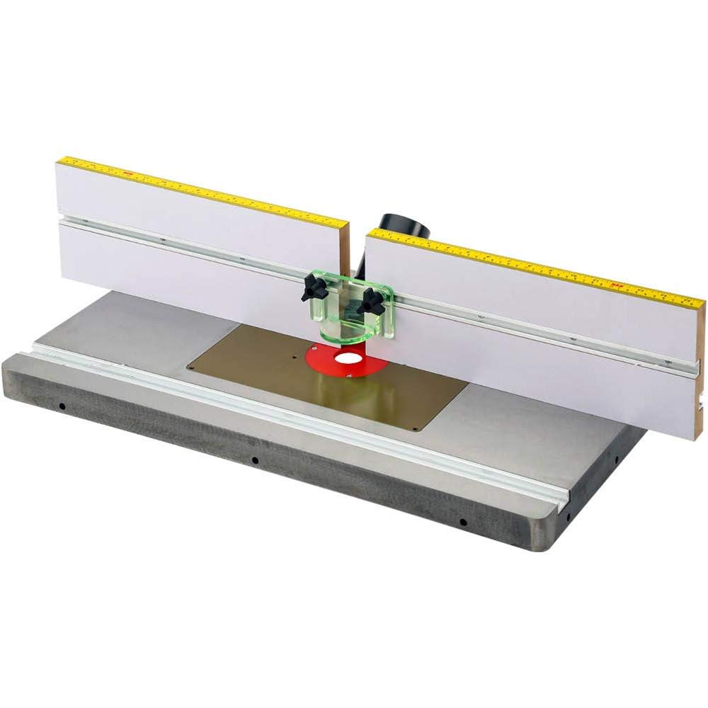 Grizzly Industrial T1244 - Router Table Wing for Table Saws by Grizzly Industrial