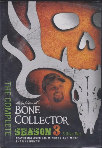 Bone Collector Tv Season 3 Complete 3 DVD Set